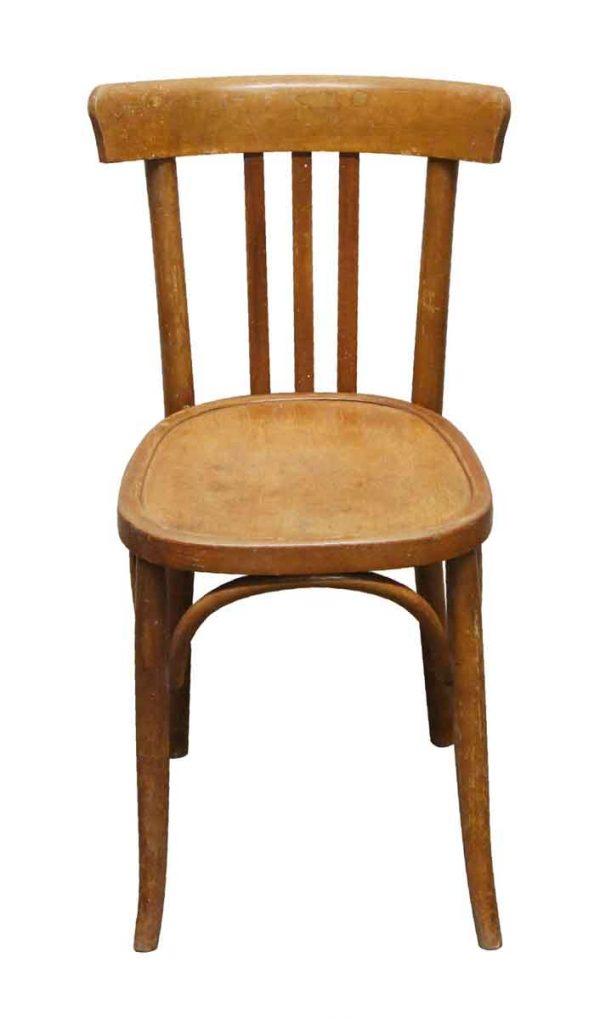 Seating - European Mahieu Wooden Bistro Chair