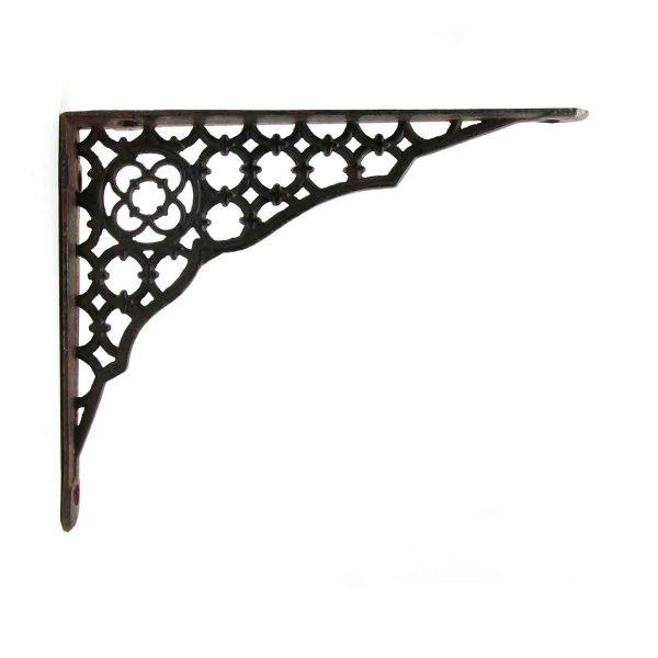 Shelf & Sign Brackets - Bracket with Decorative Details