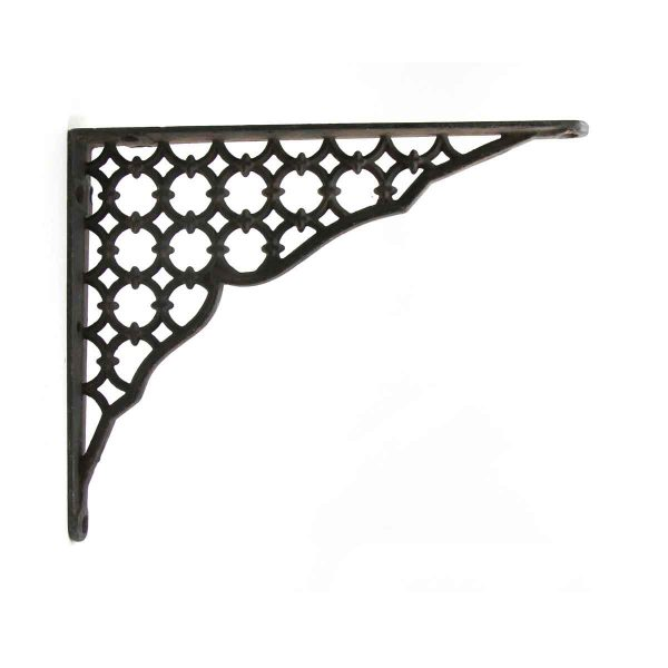 Shelf & Sign Brackets - Cast Iron Antique Bracket