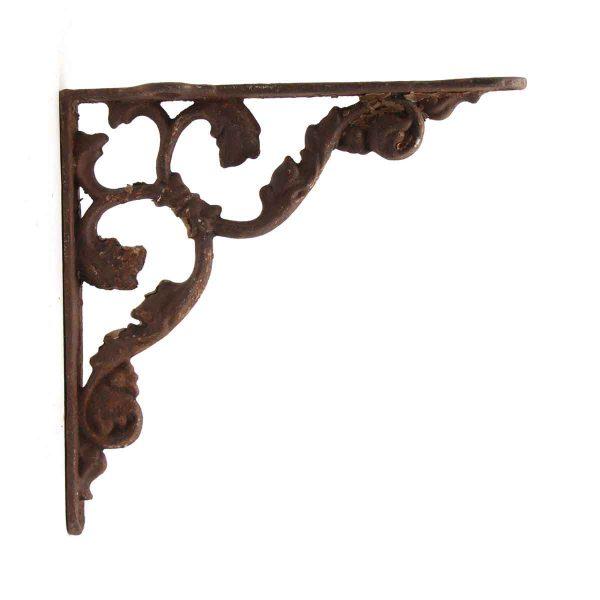 Shelf & Sign Brackets - Cast Iron Decorative Antique Bracket