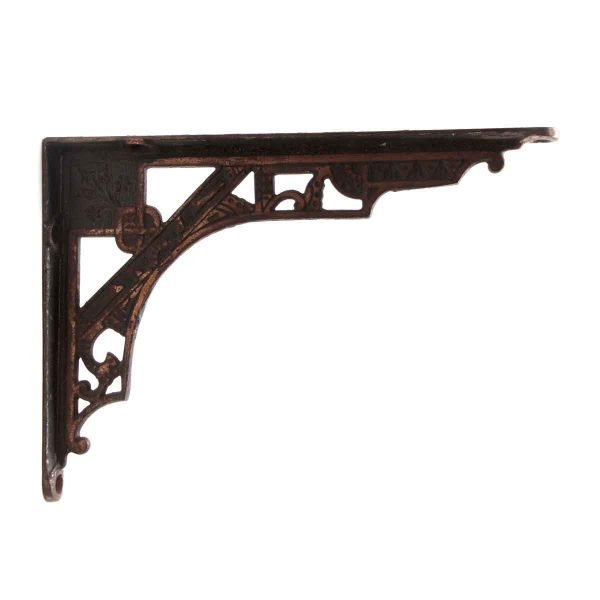 Shelf & Sign Brackets - Eastlake Cast Iron Bracket
