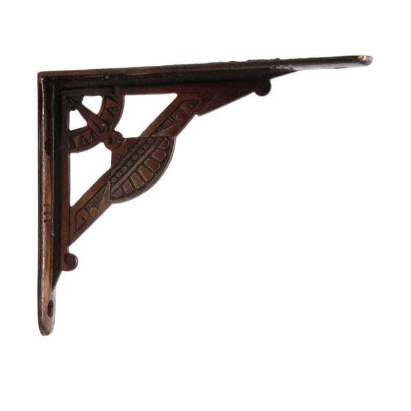 Shelf & Sign Brackets - Eastlake Iron Shelf Bracket