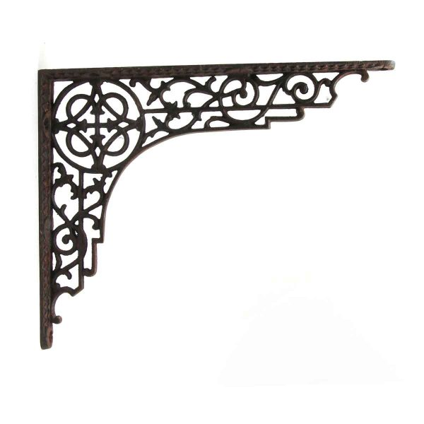 Shelf & Sign Brackets - Heavy Iron Decorative Bracket