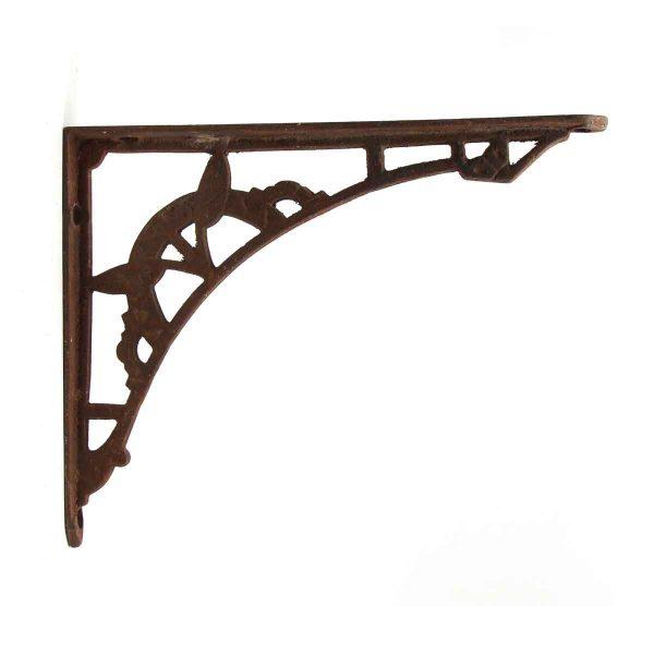 Shelf & Sign Brackets - Iron Antique Shelf Bracket