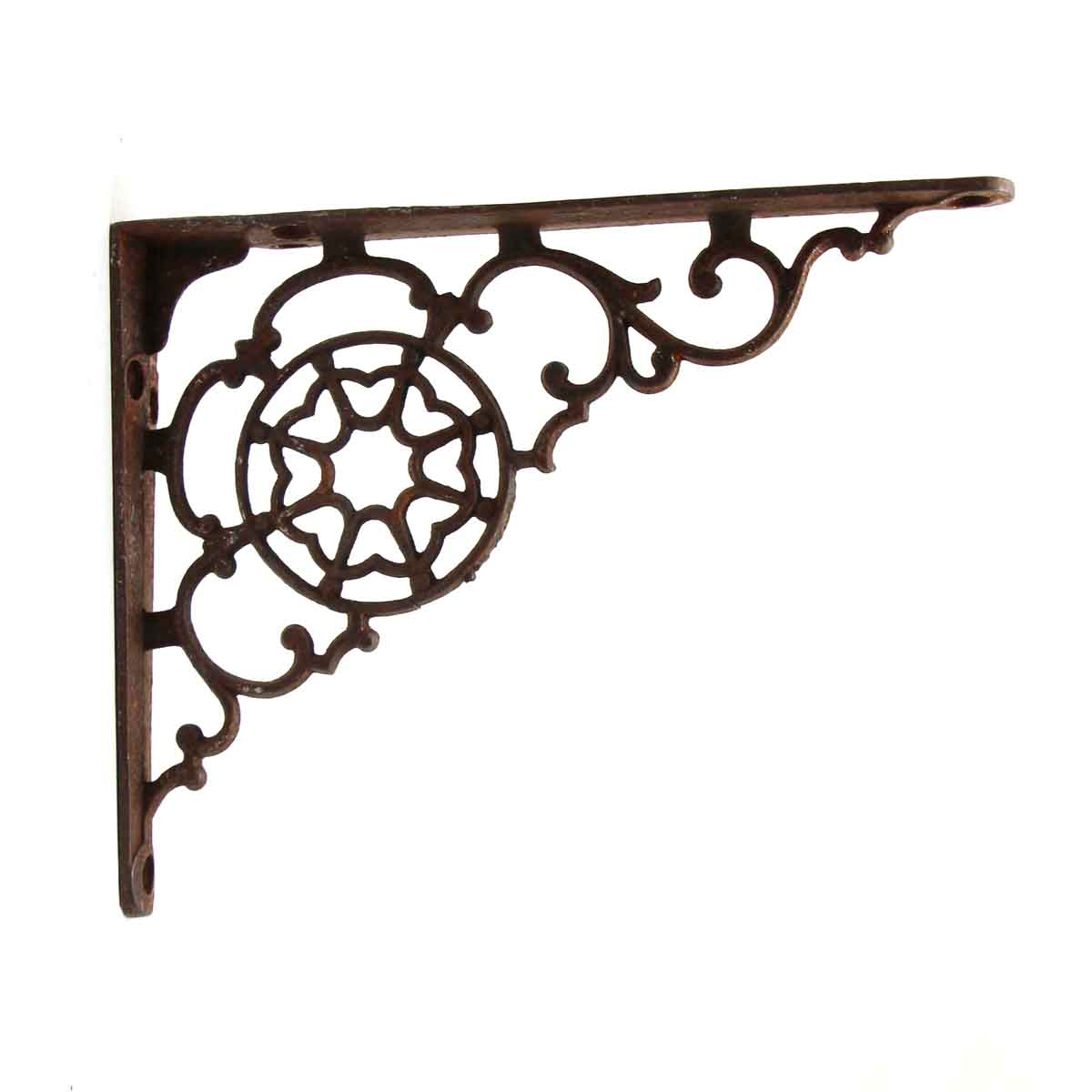Small Cast Iron Antique Bracket