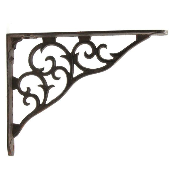 Shelf & Sign Brackets - Small Cast Iron Bracket