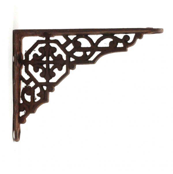 Shelf & Sign Brackets - Small Cast Iron Shelf Bracket