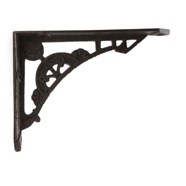 Shelf & Sign Brackets - Tiny Cast Iron Antique Bracket