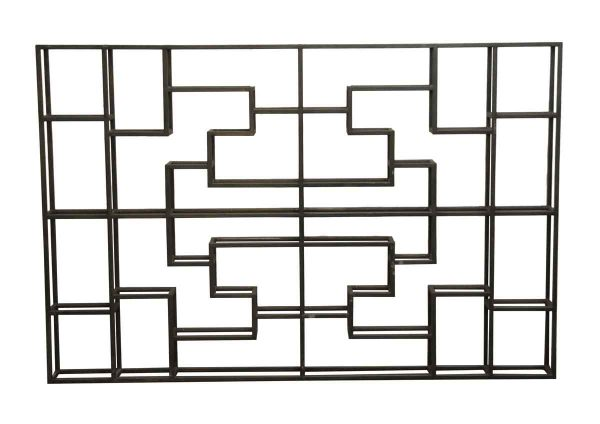 Shelves & Racks - Geometric Steel Shelving Unit
