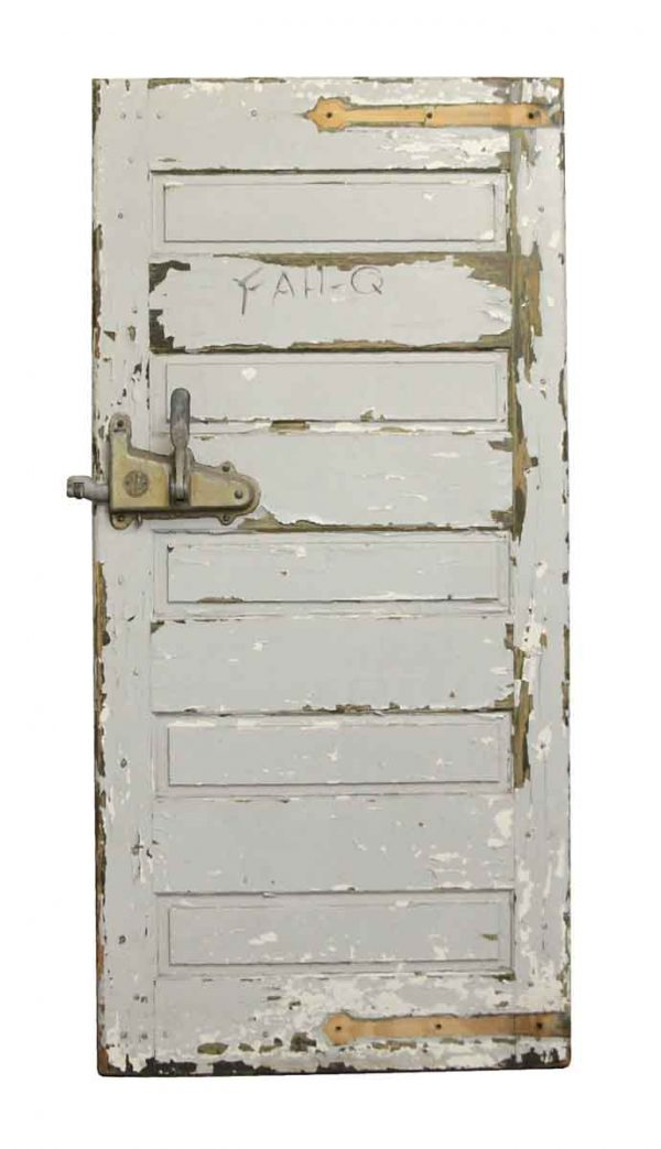 Specialty Doors - Wood Paneled Freezer Door