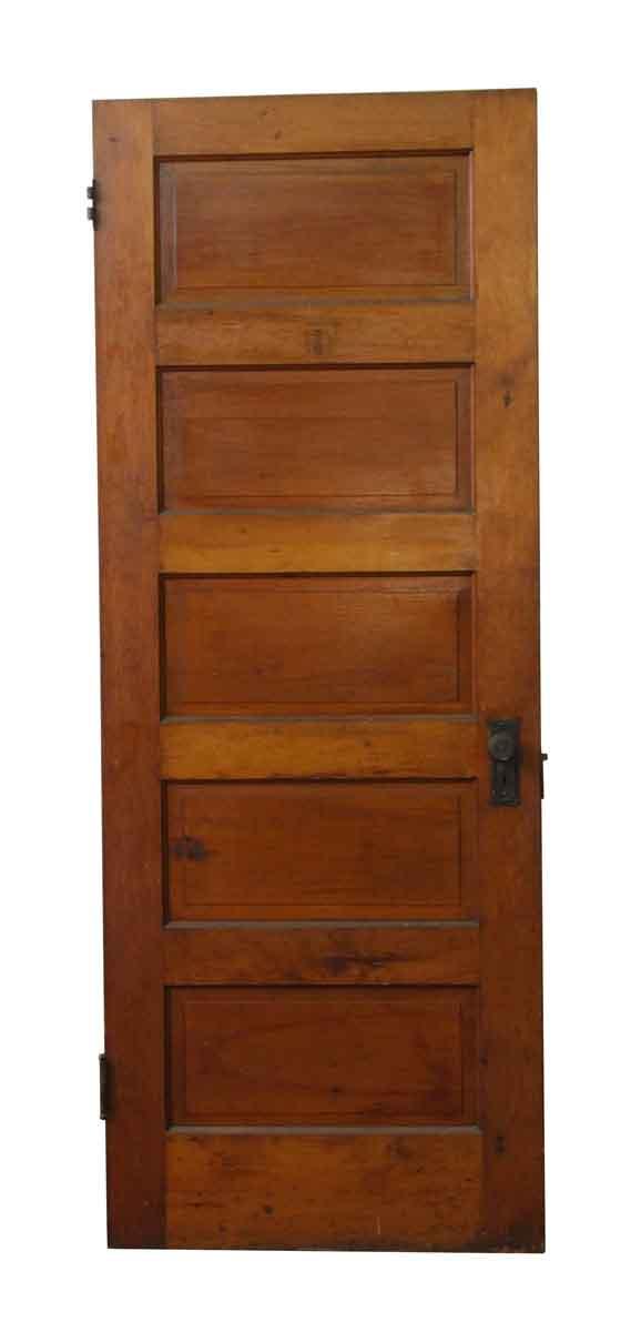 Standard Doors - Old 5 Horizontal Panel Pine Door