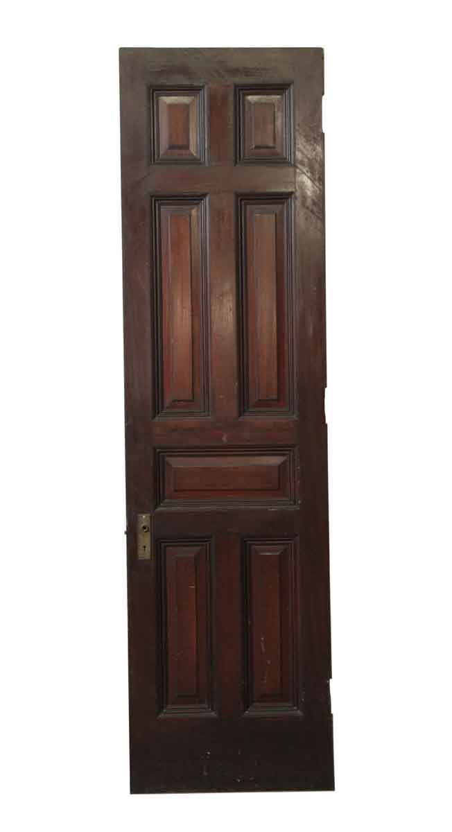 Tall Wooden 7 Panel Interior Door