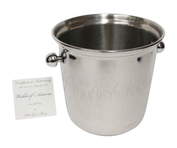 Waldorf Astoria - Waldorf Astoria Brass Ice Bucket