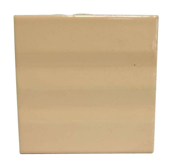 Wall Tiles - Pink Wave 4.25 in. Square Bathroom Tiles
