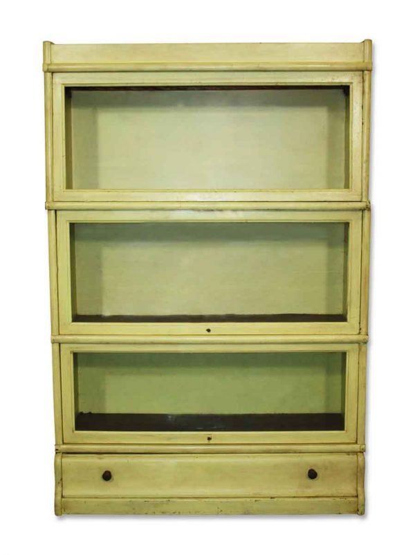 Bookcases - Yellow Barrister Oak Bookcase