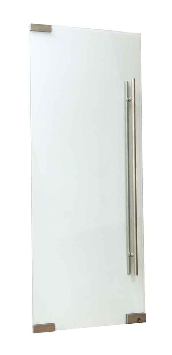 Commercial Doors - Glass Entry Door with Streamline Hardware