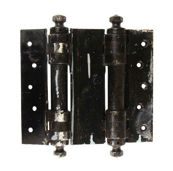 Door Hinges - Black Cast Iron Industrial Hinge