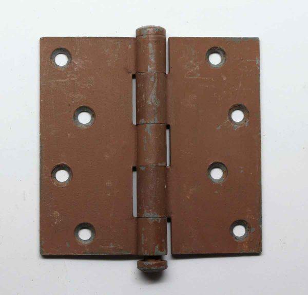 Door Hinges - Steel Matte Gray Hinge