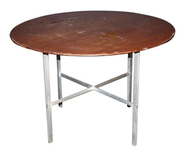 Kitchen & Dining - Mid Century Modern Knoll Round Table