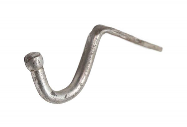 Single Hooks - Nickel Over Steel Hook