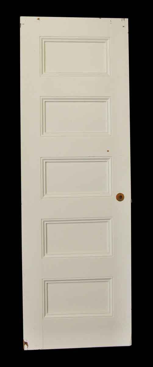Antique Five Panel Tall Door Olde