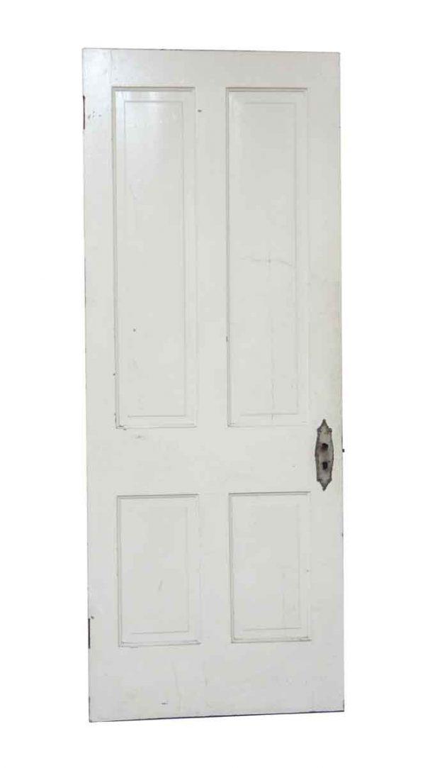 Standard Doors - Salvaged Painted Wooden Door