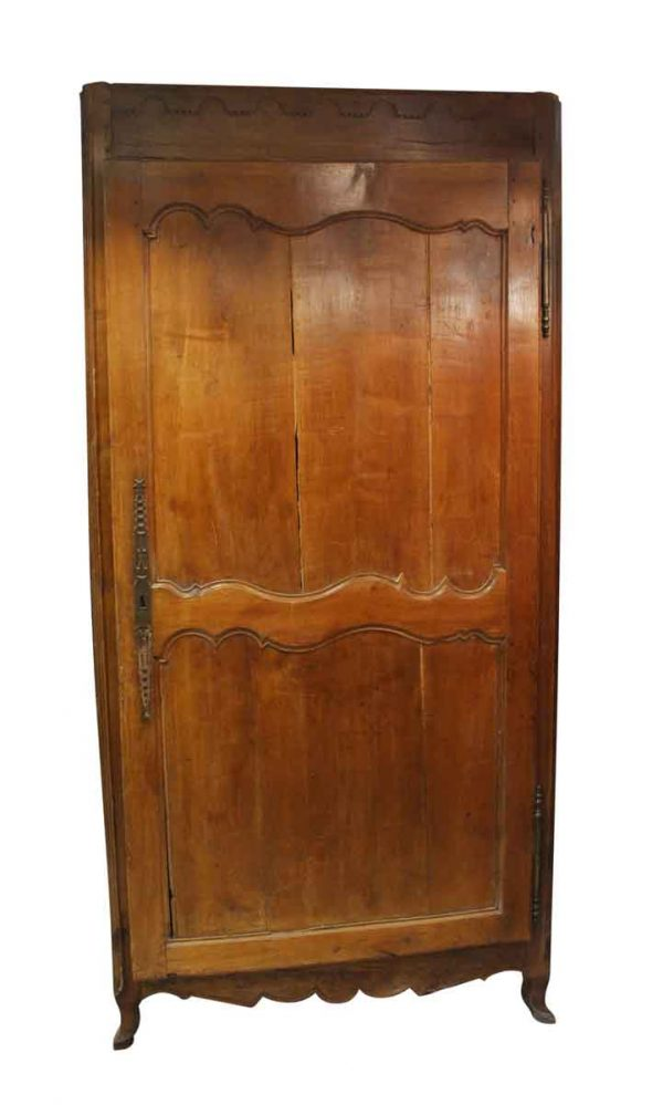 Armoires & Vitrines - French Country Wooden Armoire