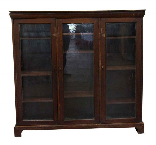Cabinets - Reclaimed Trisection Wooden Cabinet
