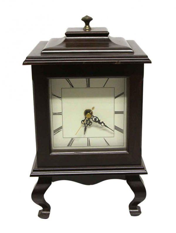 Clocks  - Used Double Sided Wood Frame Clock
