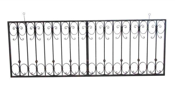 Gates - Wrought Iron Decorative Gate