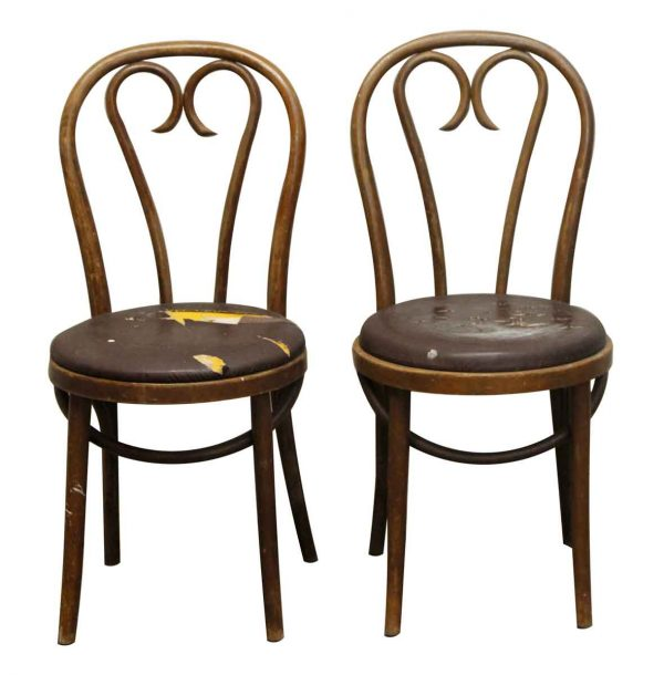 Seating - Wooden Bistro Chair