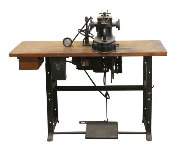 Sewing Machines - Singer Machine Table