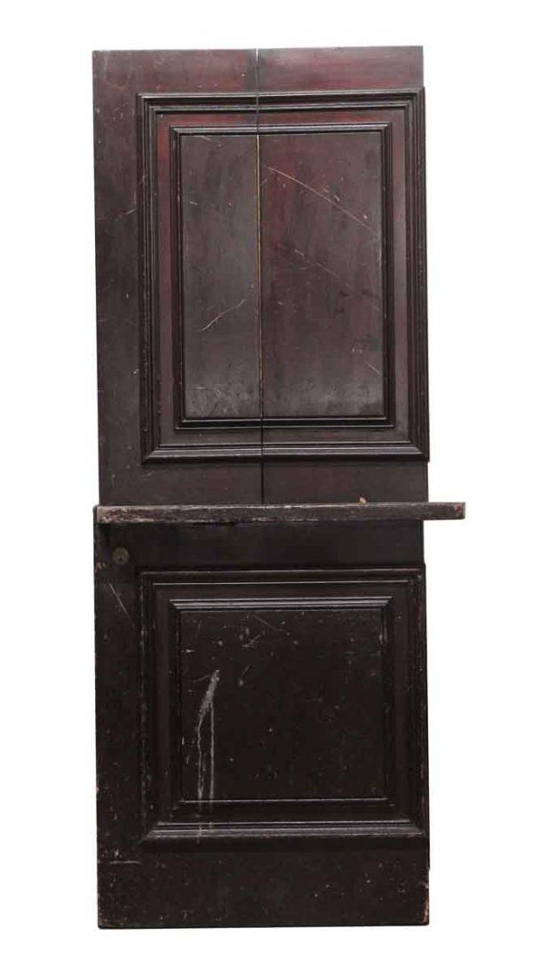 Specialty Doors - Waldorf Astoria Wooden Dutch Door