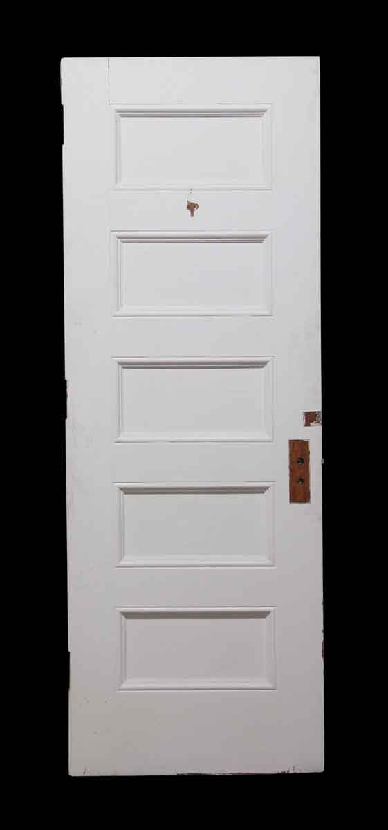 Standard Doors - 5 Horizontal Panel Wood Door
