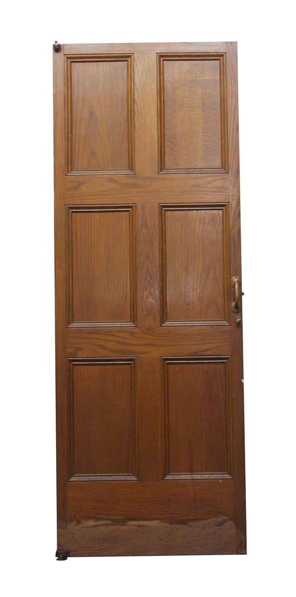 Standard Doors - 6 Panel Wooden Door