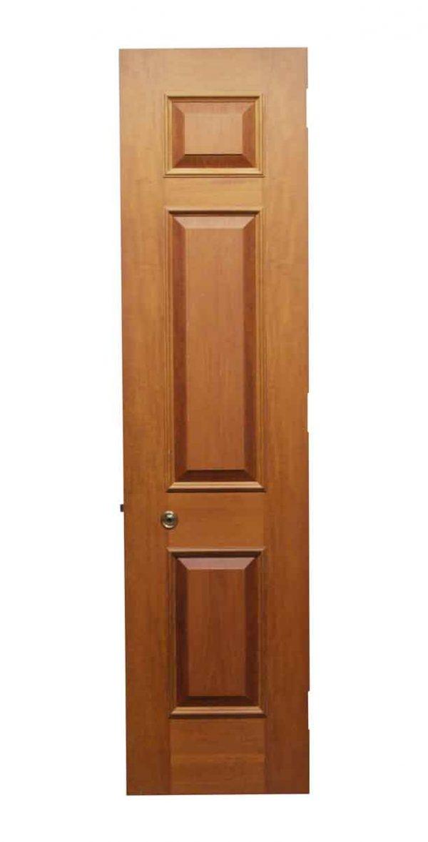 Standard Doors - Narrow 3 Raised Panel Wooden Door