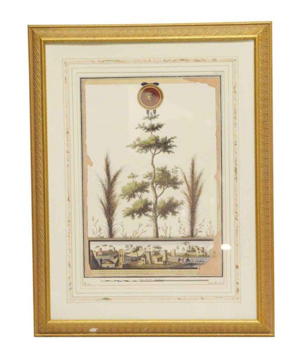 Waldorf Astoria - Framed & Signed Waldorf Astoria Decorative Print