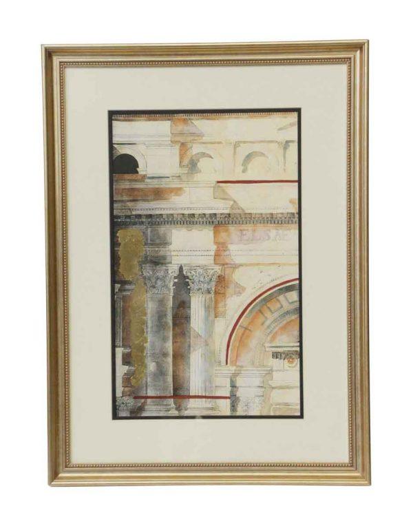 Waldorf Astoria - Waldorf Astoria Abstract Print