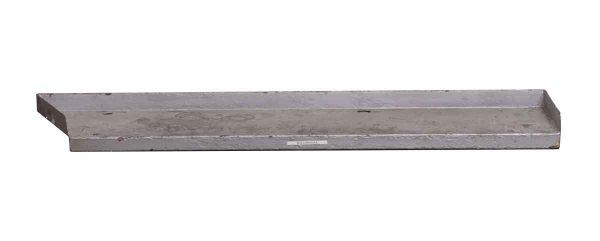 Commercial Furniture - 5 Foot Monel Slanted Shelf