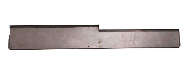 Commercial Furniture - 9 Foot Monel Vintage Shelf