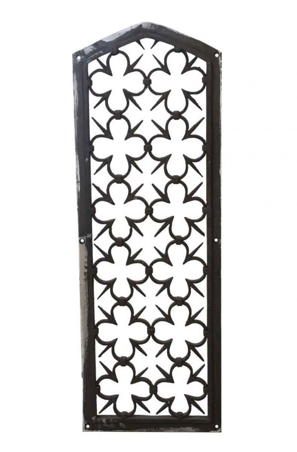 Decorative Metal - Small Victorian Cast Iron Grate