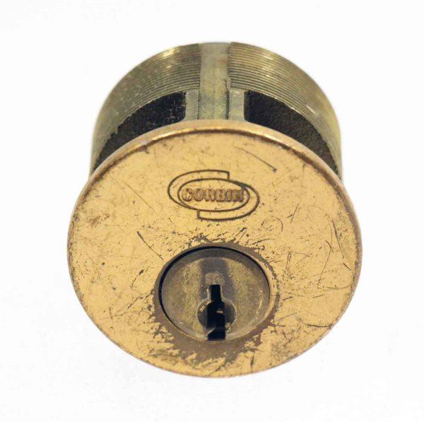 Door Locks - Original Bronze Corbin Lock Cylinder