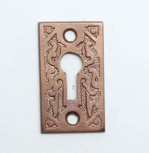 Keyhole Covers - Aesthetic Keyhole Cover Made of Brass