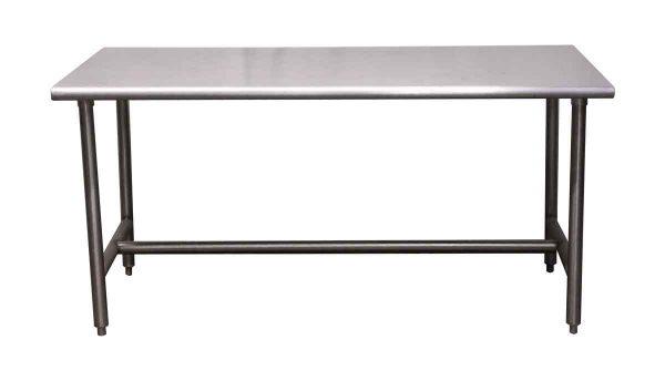 Kitchen - 5 Foot Steel Vintage Industrial Table