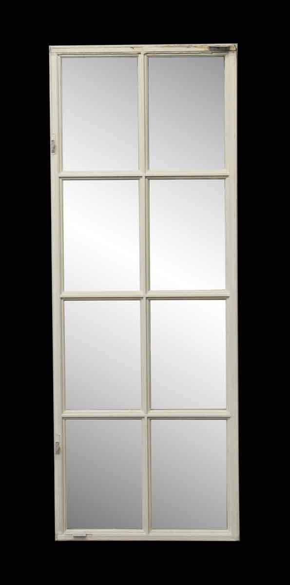 Reclaimed Windows - 8 Pane White Window