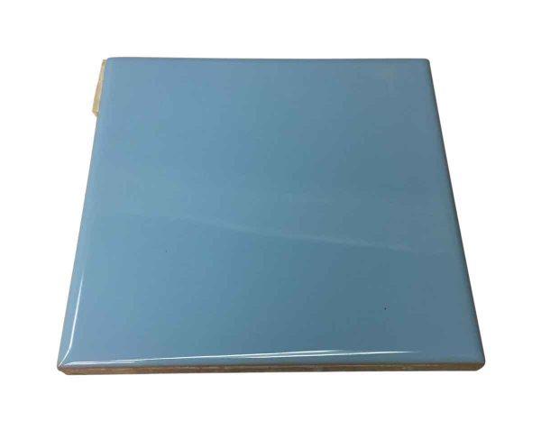 Wall Tiles - 4.25 in. Blue Bathroom Tile