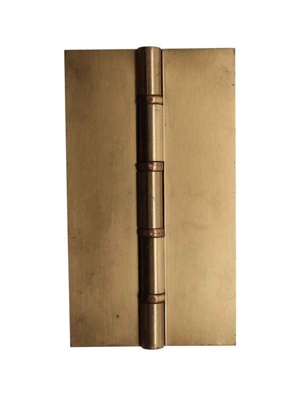 Door Hinges - 8 x 4.5 Brass Antique Hinge