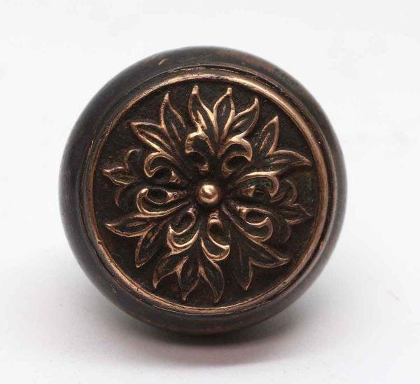 Door Knobs - Bronze Decorative Single Door Knob