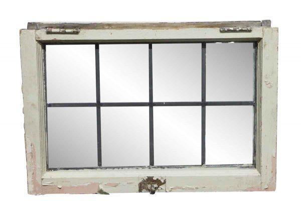 Leaded Glass - 24 x 16 Window with Leaded Glass