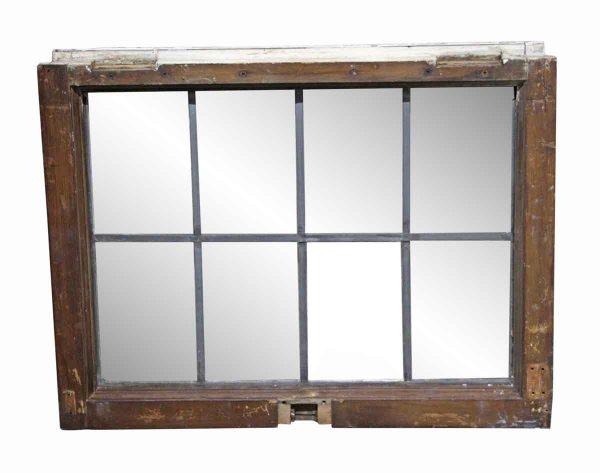 Leaded Glass - 24 x 18 Leaded Glass Antique Window